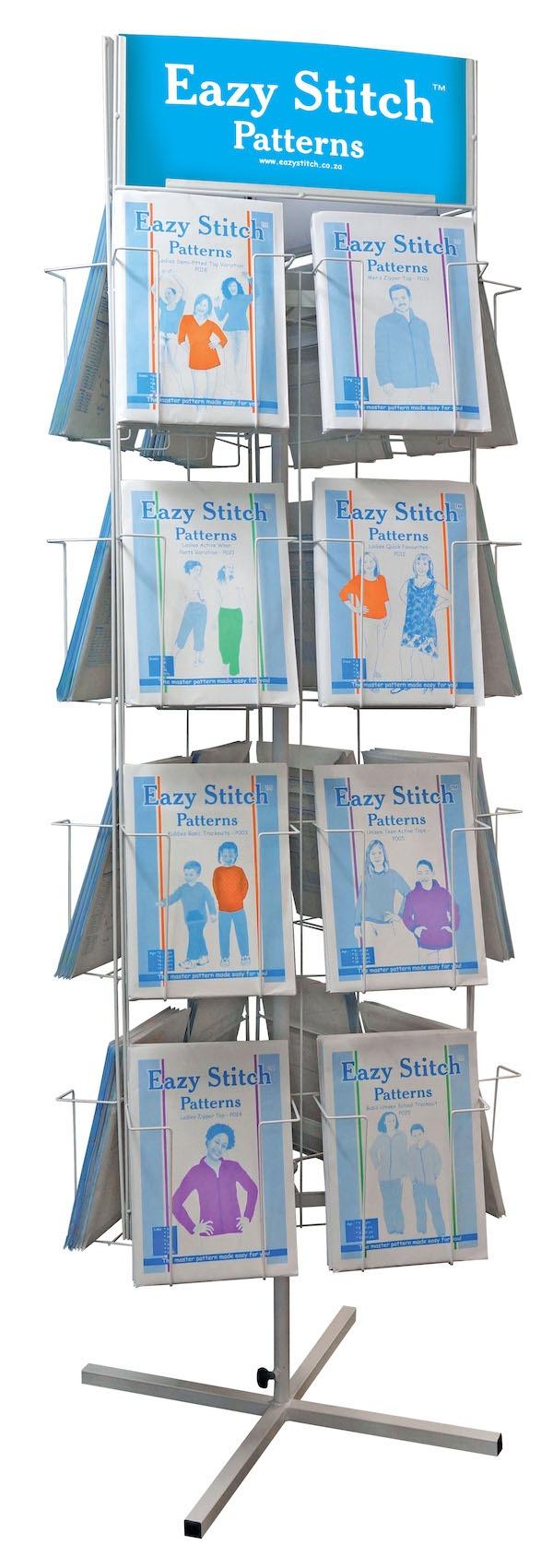 Eazy Stitch pattterns stand
